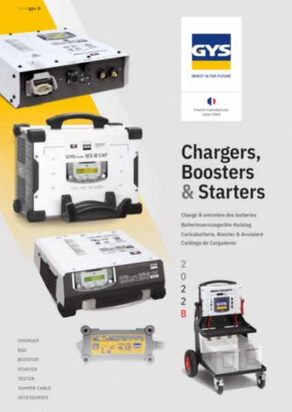 GYS Batterieservice 2019
