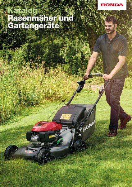HONDA Garten-Katalog 2019