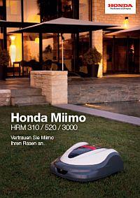 HONDA Miimo Broschüre 2017/18