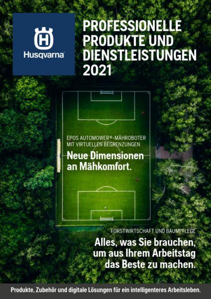 HUSQVARNA Profi-Katalog 2019
