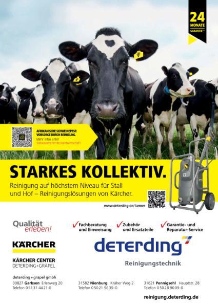 KÄRCHER Farmer-Aktion