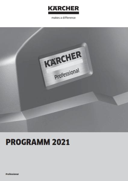 KÄRCHER Professional Fachhandelskatalog 2019