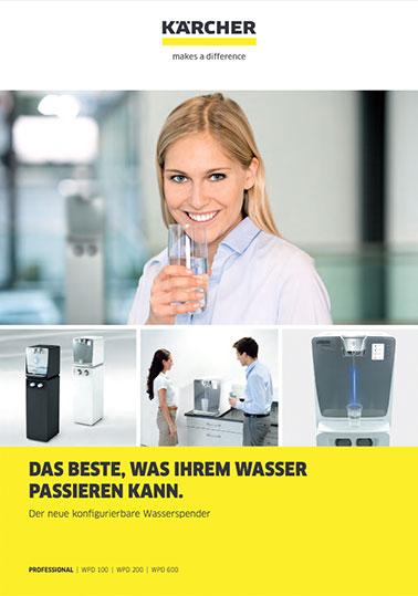 KÄRCHER Wasserspender WPD