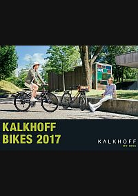 KALKHOFF Bike 2017