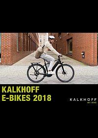 KALKHOFF E-Bike 2018