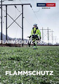 FRISTADS-KANSAS Flammschutz-Broschüre