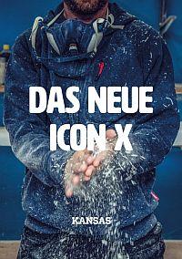 KANSAS ICON X-Broschüre