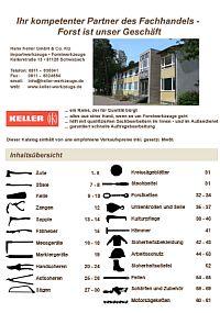 KELLER Katalog 2017/18