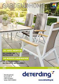 KETTLER Gartenmöbel-Prospekt 2018