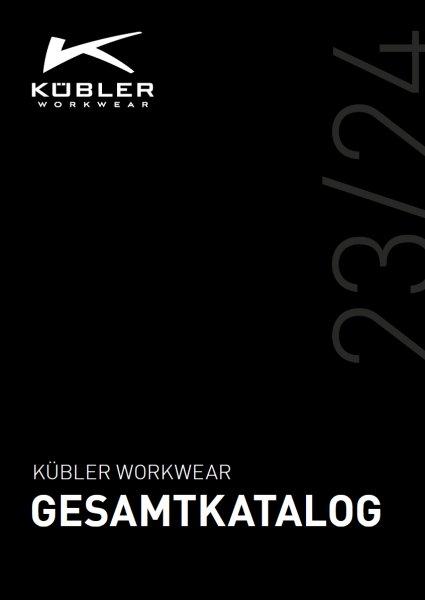 KÜBLER Workwear-Katalog 2017/18