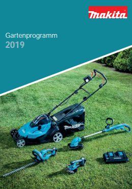 MAKITA Grtenprogramm 2019