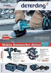 MAKITA Handwerker-Aktion 2019