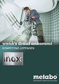 METABO Inox Kompetenzleitfaden
