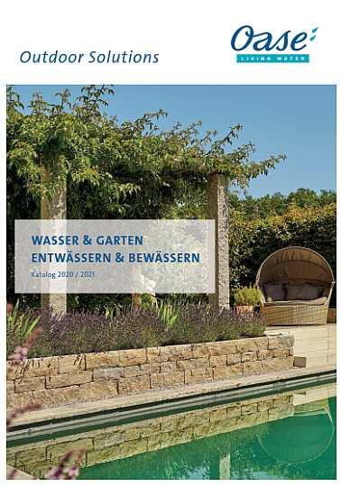 OASE Wasser & Garten Komplett-Katalog 2020
