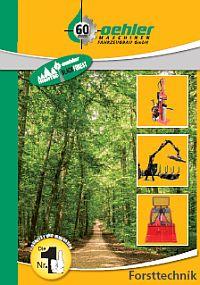 OEHLER Forsttechnik Katalog 2017