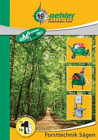 OEHLER Forsttechnik Sägen