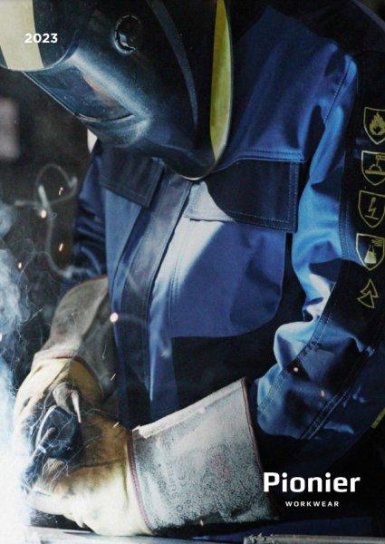 PIONIER Workwear-Katalog