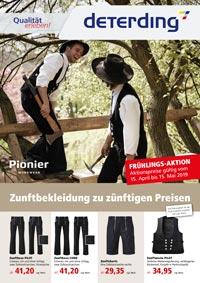 PIONIER Zunft-Aktion 04/2019