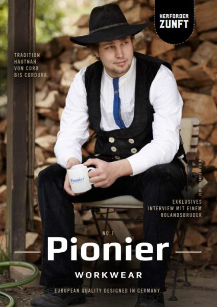 PIONIER Zunft-Katalog