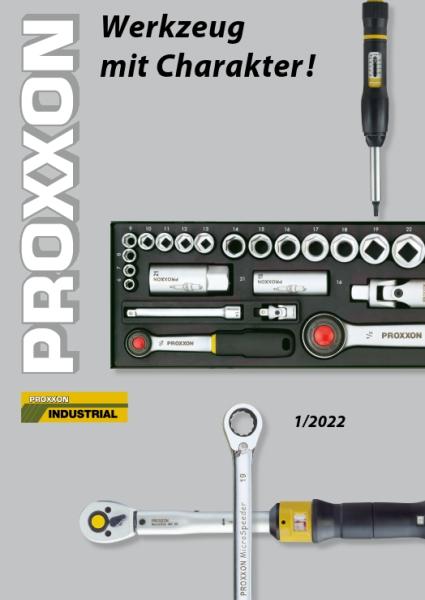 PROXXON Industrial Katalog 2019