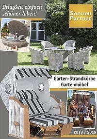 SONNENPARTNER Gartenmöbel & Strandkörbe