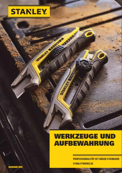 STANLEY Katalog 2018/19
