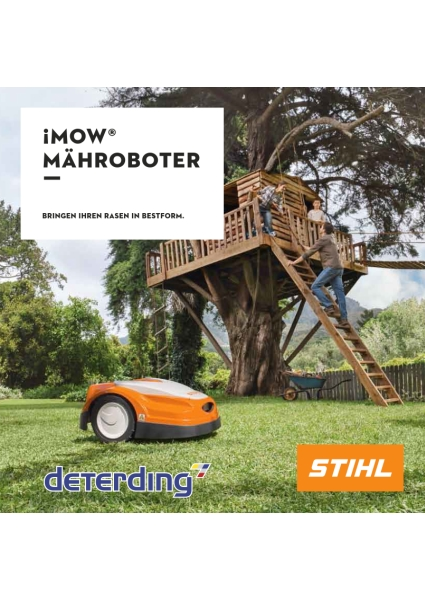 STIHL iMOW-Broschüre 2019