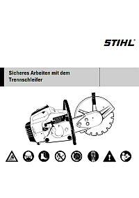 STIHL: Sicheres Arbeiten mit dem Trennschleifer