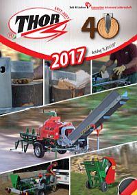 THOR Komplett-Katalog 2017