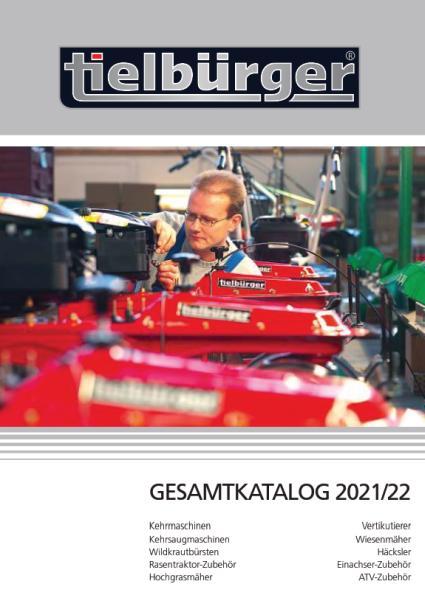 TIELBÜRGER Katalog 2018