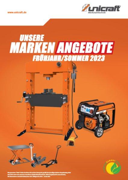 UNICRAFT Aktion Frühjahr/Sommer 2019