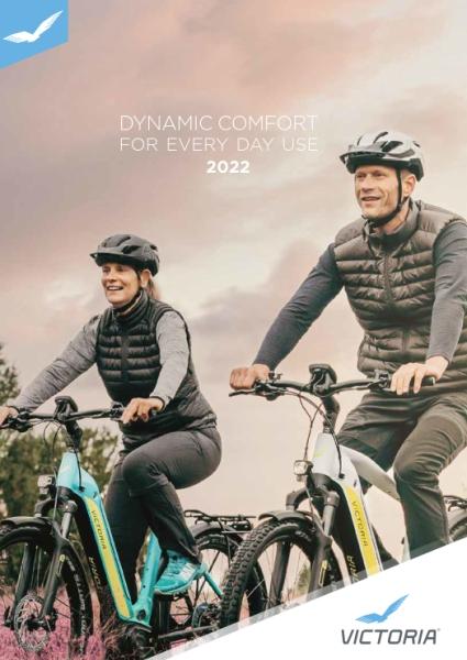 VICTORIA Bike Magazin 2019