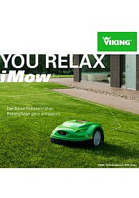 VIKING iMOW-Broschüre