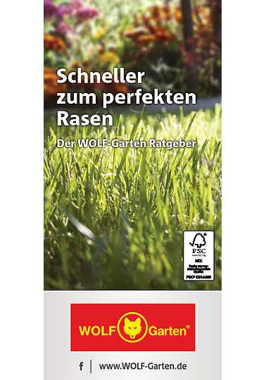 WOLF-Garten Rasen-Ratgeber