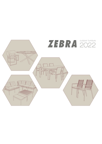 ZEBRA Outdoor Furniture 2020