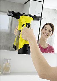 Kurz Kärchern statt lange putzen: die neuen Windowwasher
