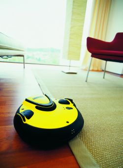 k rcher center deterding gr pel gmbh robocleaner rc 3000. Black Bedroom Furniture Sets. Home Design Ideas