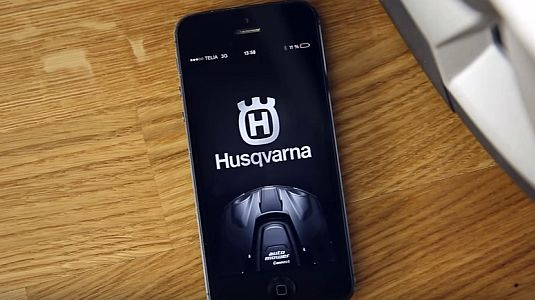 Was kann Husqvarna Automower Connect?