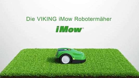 VIKING iMow Robotermäher Animationsvideo