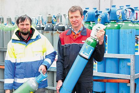 Technische Gase von Air Liquide